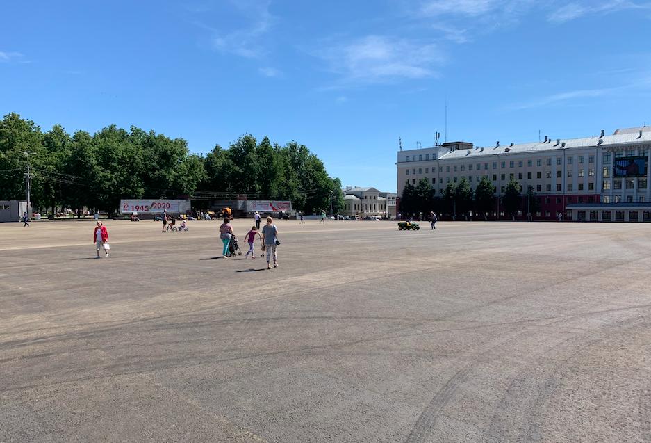 Население Кировской области уменьшилось почти на 79 тысяч
