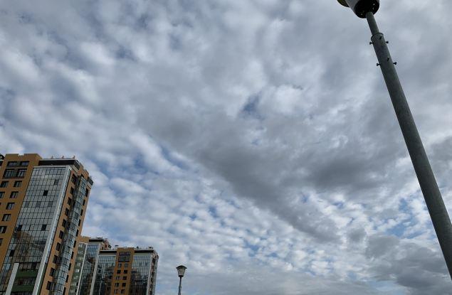 Кировчан ждут умеренно теплые и облачные выходные
