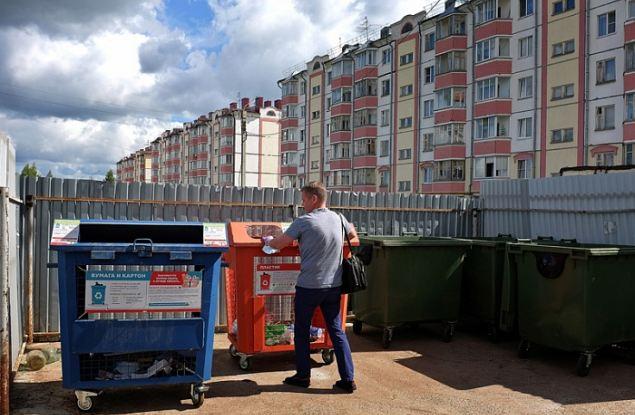 Жители Кирова проявили реальный интерес к сортировке мусора