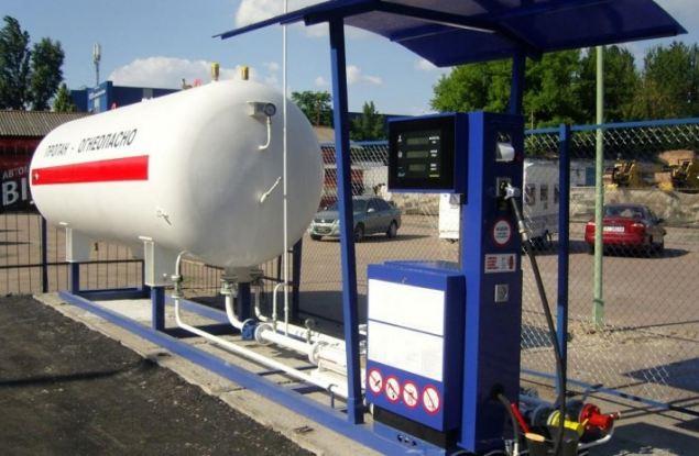 В Кировской области увеличивается количество транспорта, работающего на природном газе