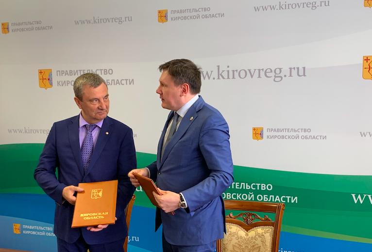 ДОСААФ и Кировская область подписали соглашение о сотрудничестве