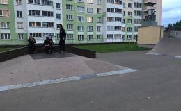 """Завершена работа по ремонту скейт-площадки в """"Солнечном береге"""""""