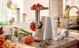 5 основных критерий выбора хорошей электрической мясорубки для дома
