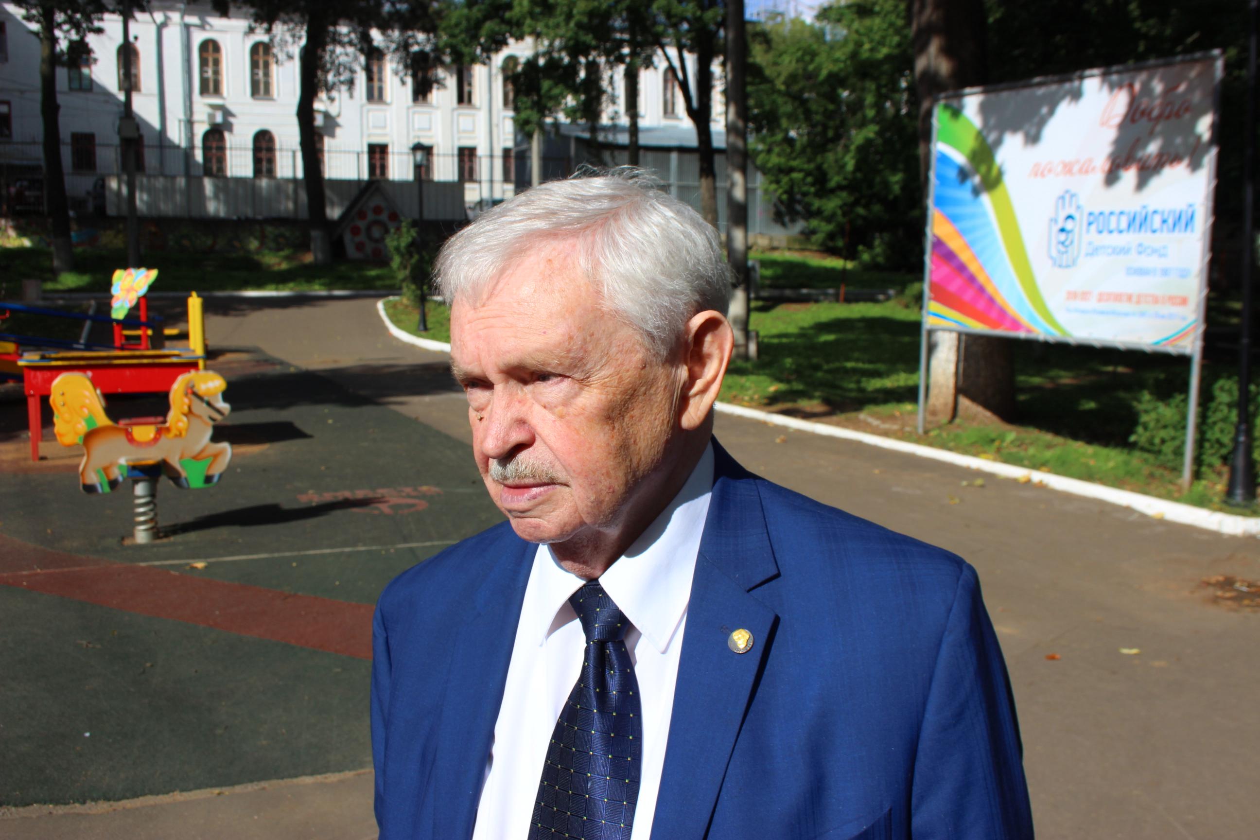 """Альберт Лиханов рассказал о планировавшейся в советское время """"Детской Вятке"""""""