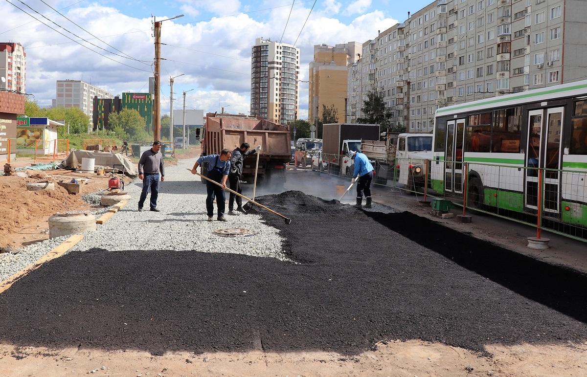 В Кирове после ремонта теплосетей начали открывать движение