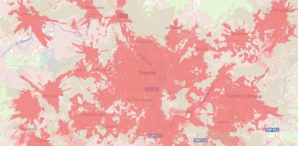 В Кировской области проверили покрытие сетей 3G и 4G