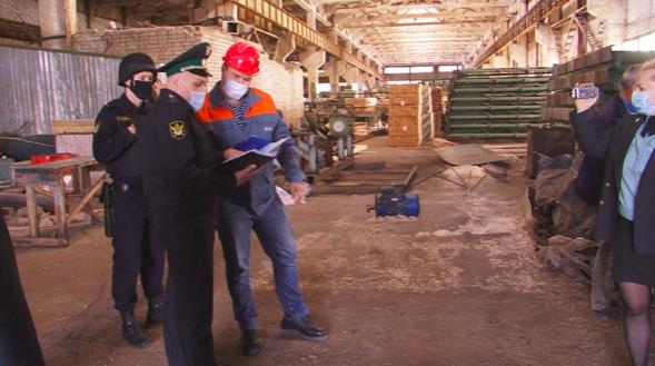 Крупное предприятие в Кировской области обесточили за долги по электроэнергии