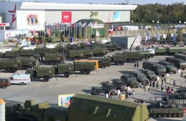 Что показывают на форуме «Армия-2020» предприятия из Кирова?