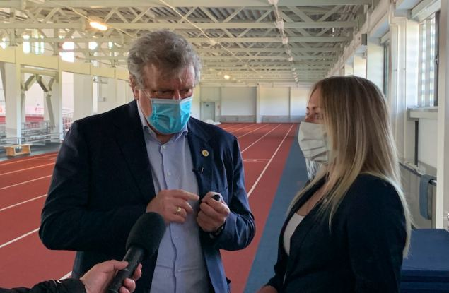 Коронавирус проник в здание правительства Кировской области?