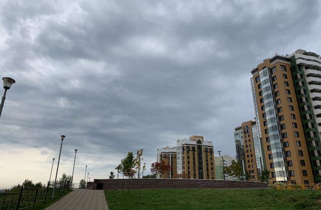 В выходные в Кирове будет дождливо