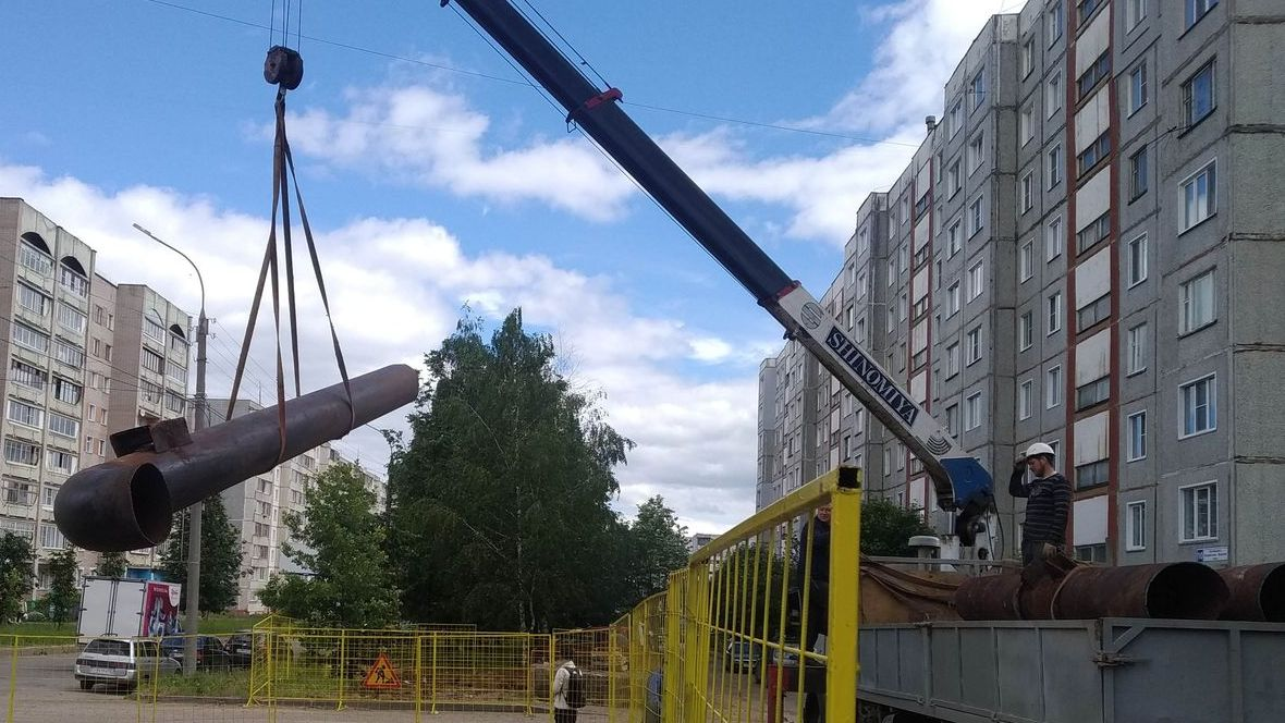 КТК обновляет еще 7 участков теплосетей Кирова за счет  экономии на торгах
