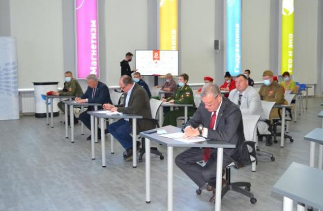 Жители Кировской области написали «Диктант Победы»