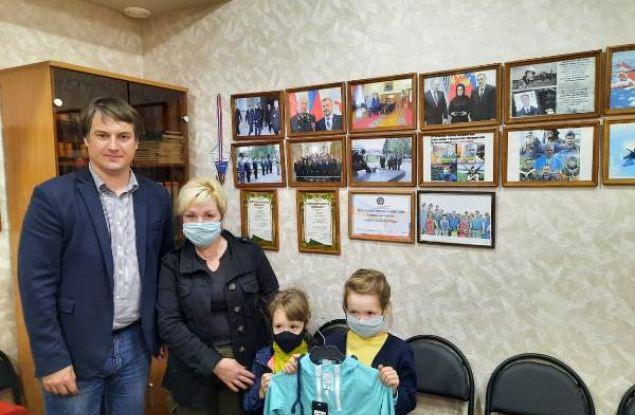 Нуждающимся семьям из Кирова продолжают оказывать адресную помощь