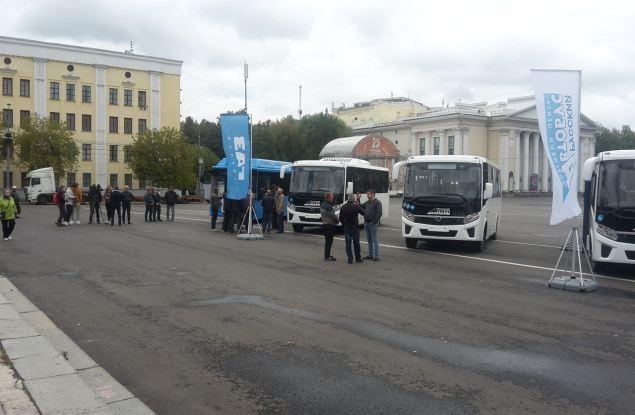 Два автозавода интересуются рынком пассажирского транспорта Кирова