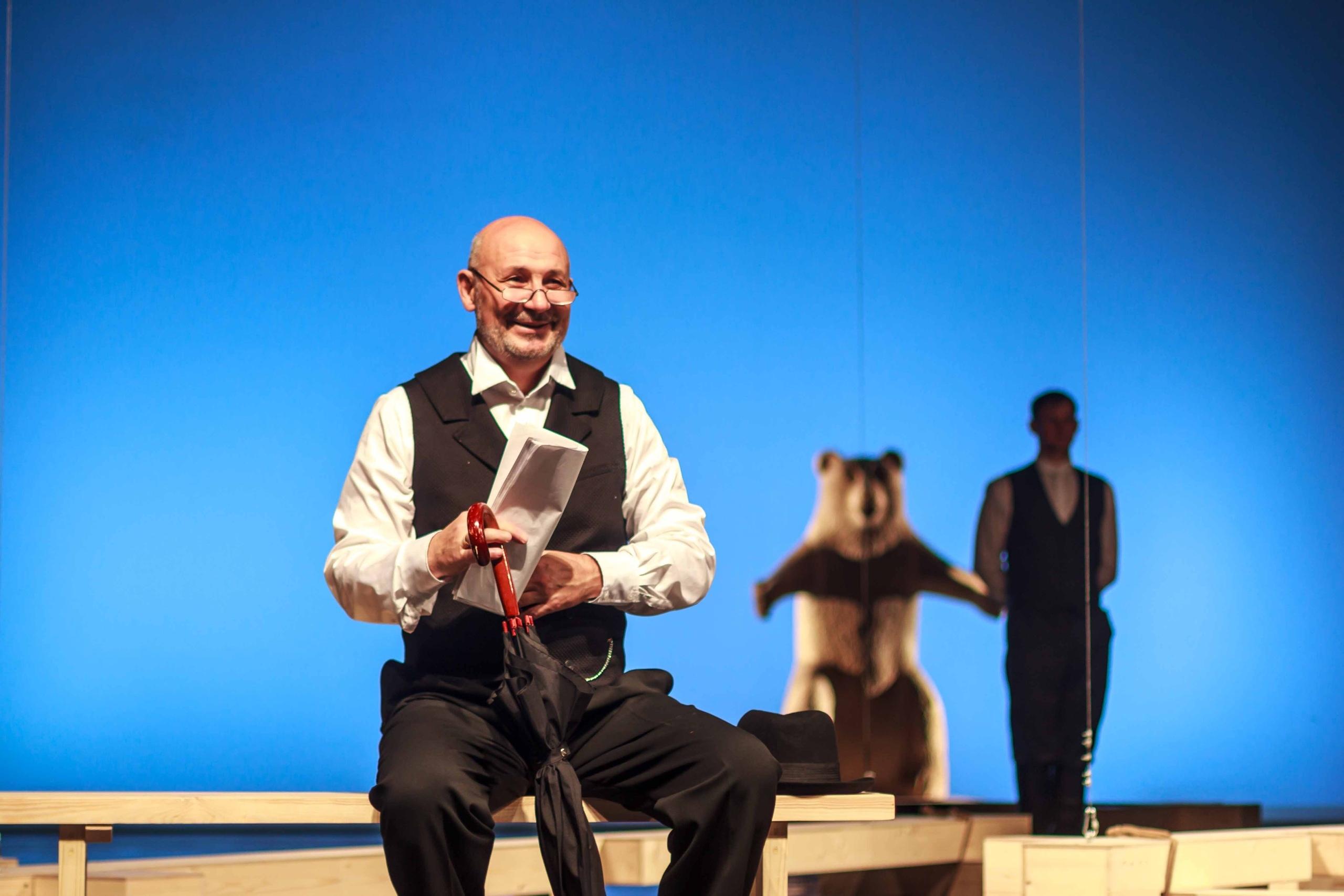 Пандемия внесла в репертуар кировского Театра на Спасской изменения