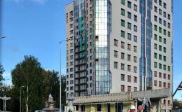 Преображение облика города. В Кирове появился очередной фонтан.
