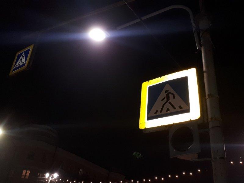 Более 20% пешеходных переходов в Кирове не соответствуют нормативам