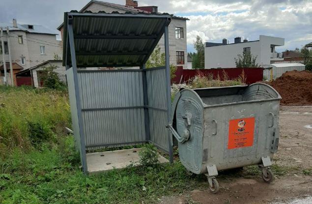 Деньги - мусор. Как 30 миллионов рублей были потрачены на строительство мусорных площадок.