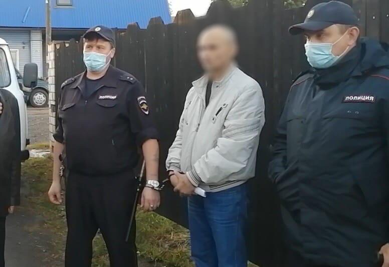 Дело об убийстве холодным оружием в городе Котельниче направлено в суд