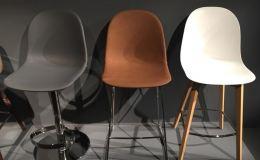 Барные стулья: характеристики и особенности польской мебели