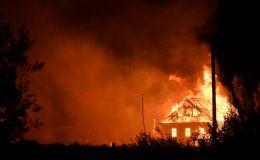 Пожар из-за непотушенной сигареты забрал жизни двух жителей Кировской области