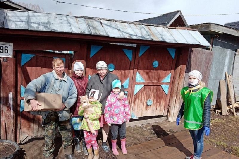 Тысячи многодетных семей в Кировской области получат продуктовые наборы в связи с пандемией