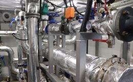 Т Плюс инвестировала в обеспечение теплом и горячей водой 41-го микрорайона 56 млн рублей