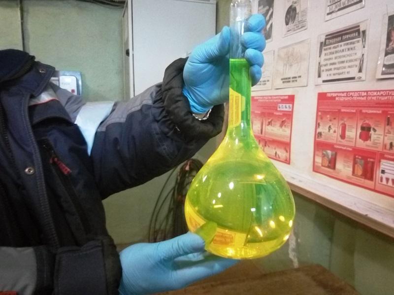 В Кирове техническую воду в батареях покрасят в зеленый цвет