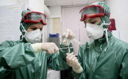 В России зафиксирован антирекорд по числу случаев заражения COVID-19