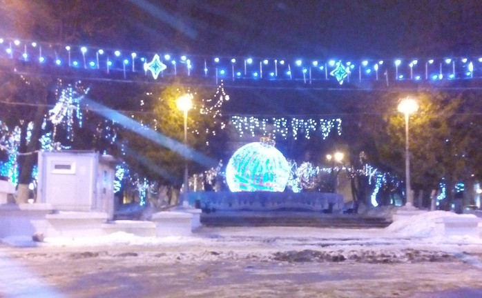 В администрации Кирова рассказали о том, как будет выглядеть город в новогодние праздники