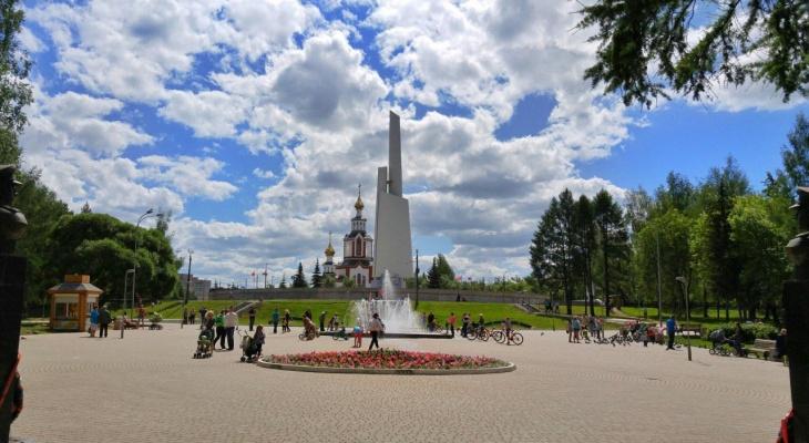 Администрация Кирова подала иск о возврате участка Парка Победы в городскую собственность