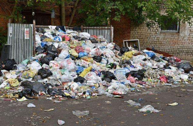 ОНФ: Киров может ждать очередной мусорный коллапс
