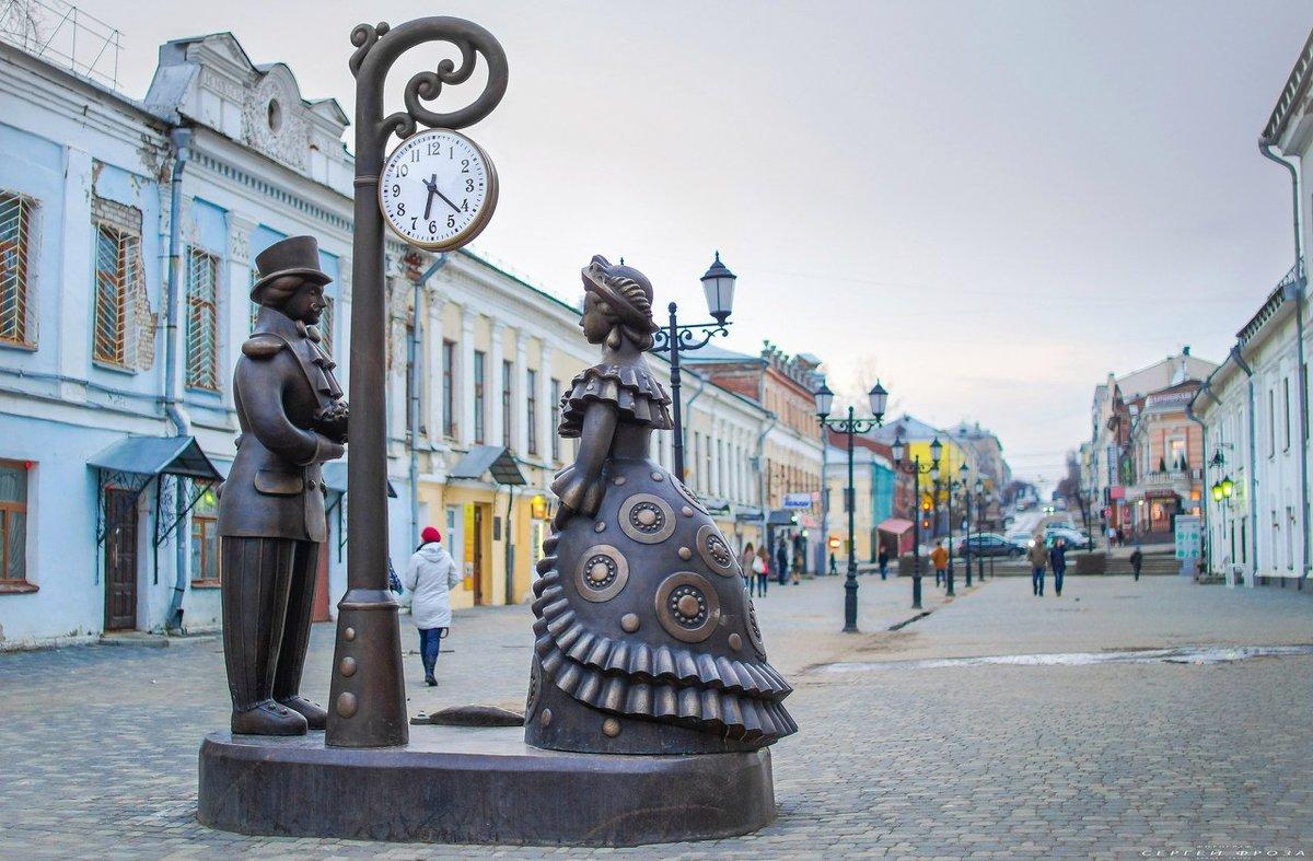 Что покажут туристам в Кирове?