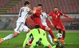 Россия проиграла Сербии с унизительным счётом