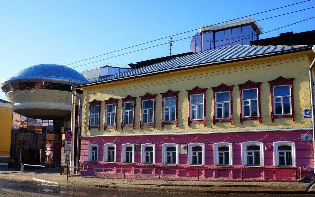 В Кирове отреставрируют музей Циолковского