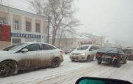 На этой неделе в Кирове ожидается снегопад