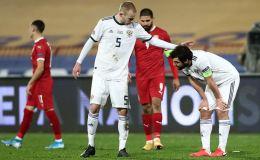 Аналитики оценили шансы национальной команды России выйти из группы на Евро-2020