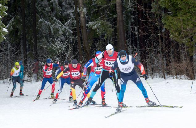 Кировские лыжники открывают сезон