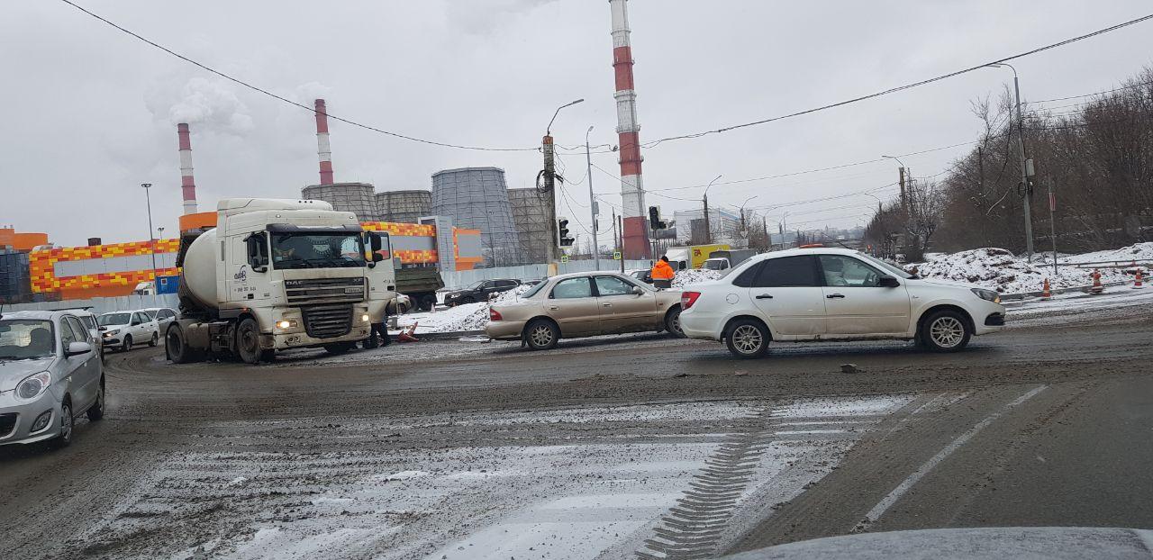 В УДПИ отметили положительный эффект кольцевой развязки на улице Луганской