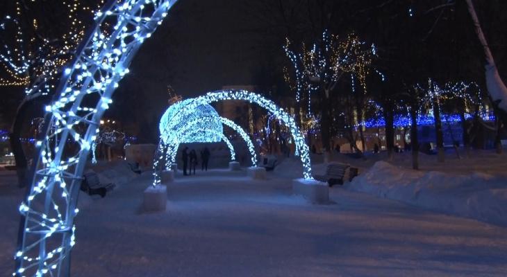 Нужно ли в Кирове новогоднее оформление?