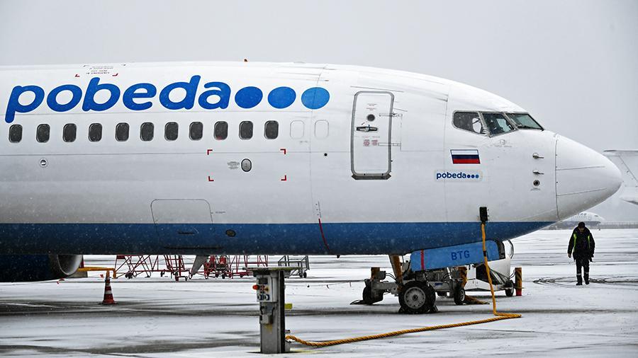 """Более 100 рейсов """"Победы"""" было отменено из-за ввода новой системы полетов"""