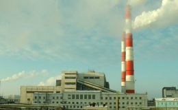 На Кировских ТЭЦ в связи с похолоданием повышена температура теплоносителя