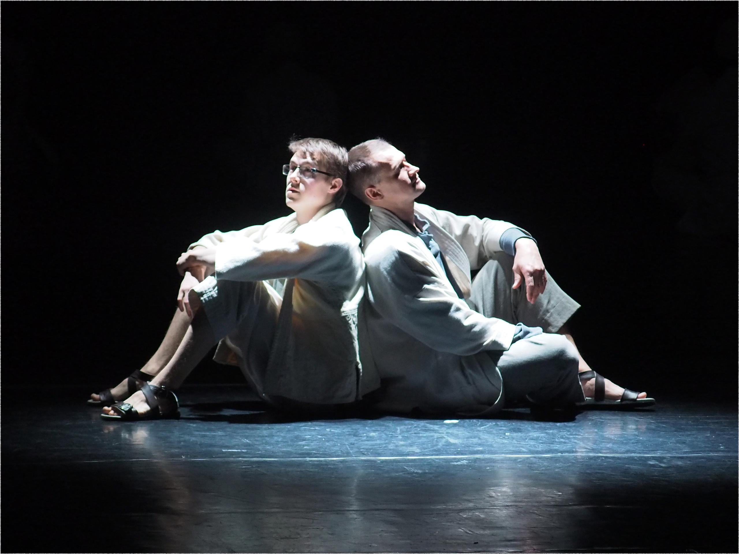 Спектакль Театра на Спасской вошёл в Топ-40 наиболее значимых событий 2020 года в рамках Национального проекта «Культура»