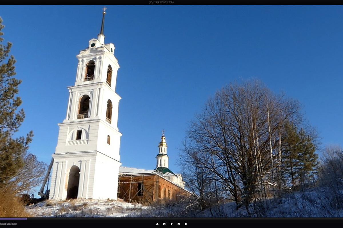 В пасху над Ошланью зазвенят колокола