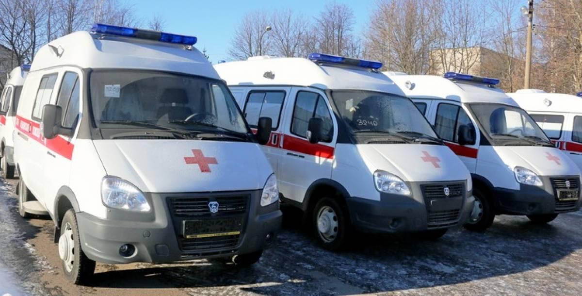 20 машин скорой помощи дополнительно поступят в Кировскую область