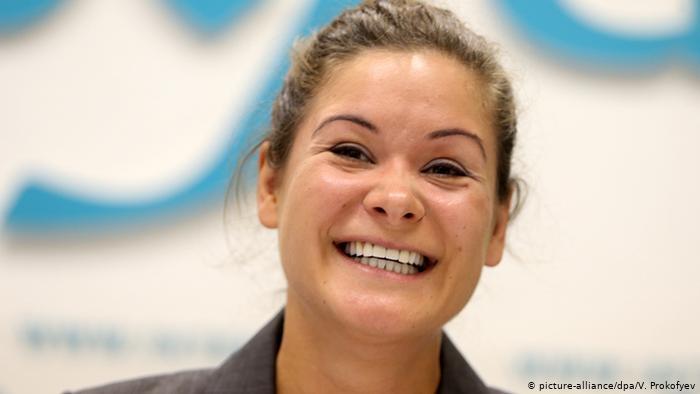 Мария Гайдар оформляет израильское гражданство