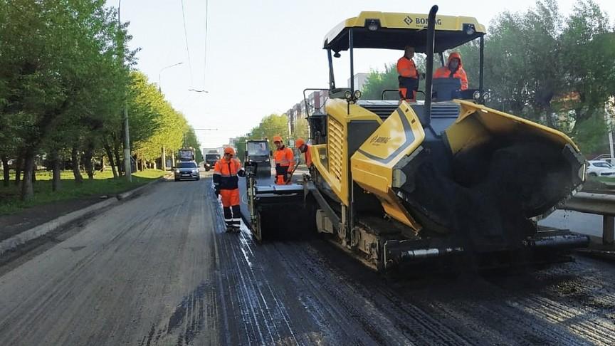 Заключены первые контракты с подрядными организациями на ремонт дорог в Кировской области в 2021 году