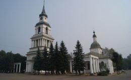 Колокольня Спасо-Преображенского собора в Слободском всё-таки будет отреставрирована