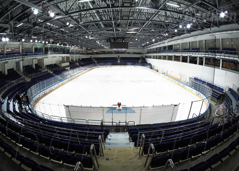 В Кирове появится новый ледовый дворец