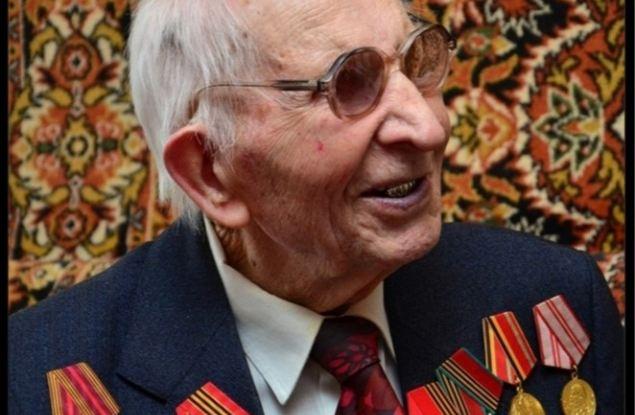 В возрасте 107 лет скончался Василий Сиволапов